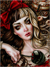 Gallery print  Autumn in Candyland - Enys Guerrero