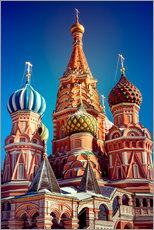 Gallery print  St. Basil's Cathedral, Russia