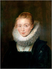 Wall sticker  Infanta Isabella - Peter Paul Rubens