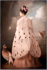 Gallery print  The queen of nowhere - Stephen Mackey