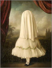 Gallery print  An invisible girl - Stephen Mackey