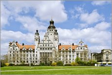 Wall sticker  Town Hall, Leipzig - imageBROKER