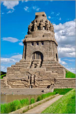 Gallery print  The Monument to the Battle of the Nations - imageBROKER