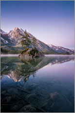 Martin Wasilewski - Morning mood at lake Hintersee