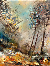 Gallery print  Autumn forest - Pol Ledent