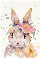 Wall sticker  Little Bunny - Sillier Than Sally