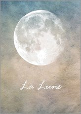 Wall sticker  La Lune - MiaMia