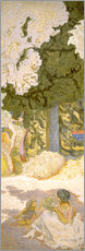 Wall sticker  The Mediterranean Sea - Pierre Bonnard
