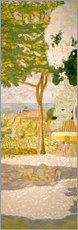 Gallery print  The Mediterranean - Pierre Bonnard