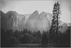 Wall sticker  In the Yosemite valley - Pascal Deckarm