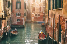 Wall sticker  Canal in Venice