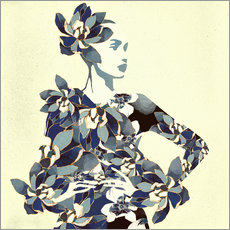 Wall sticker Inner Beauty II