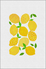 Gallery print  Lemon Crowd - Orara Studio