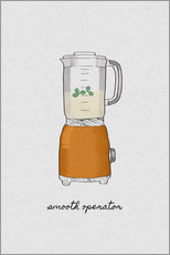 Gallery print  Smooth Operator - Orara Studio