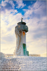 Wall sticker  Frozen Lighthouse - Simone Splinter