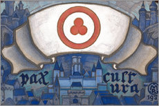 Gallery print  Banner of peace - Nicholas Roerich