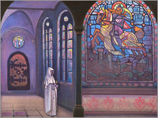 Wall Stickers  Glory to the hero - Nicholas Roerich