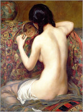 Gallery print  Reflection - Albert Henry Collings