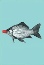 Wall Sticker  SOY SAUCE FISH - Jonas Loose