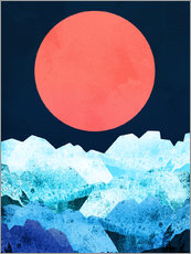 Wall sticker  The sun and the sea - Stephen Wade