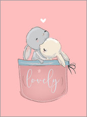 Wall Stickers  Darlings - Kidz Collection