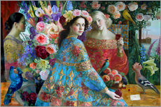 Gallery print  Friends - Olga Suvorova