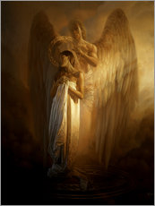 Gallery Print  Sacred Hour - Christophe Vacher