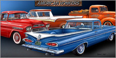 Wall Stickers American Honkers