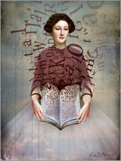 Gallery print  The Storybook - Catrin Welz-Stein