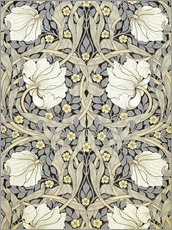 Wall sticker  Pimpernell - William Morris