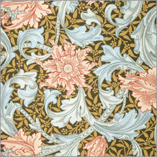 Gallery Print  Single Stem - William Morris