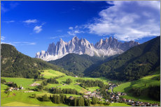 Wall Stickers  Summer in south Tyrol - Dieter Meyrl