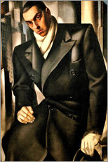 Tamara de Lempicka - Portrait Of A Man