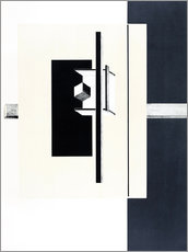 Wall Stickers  Proun - El Lissitzky