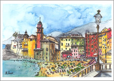 Wall sticker  Camogli - Hartmut Buse