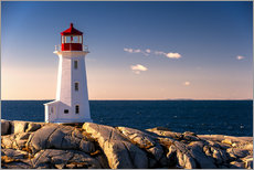 Gallery print  Peggy´s Point Lighthouse - age fotostock