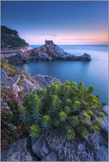 Gallery Print  The Gulf of Poets of Portovenere - age fotostock