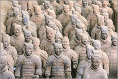Wall sticker  Warrior of the Terracotta Army - Stuart Westmorland