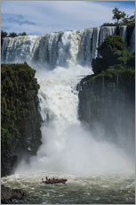 Wall sticker  Waterfalls of Iguazú - Michael Runkel