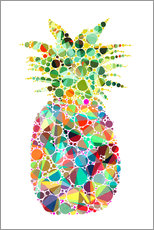 Gallery print  Pineapple - Miss Coopers Lounge