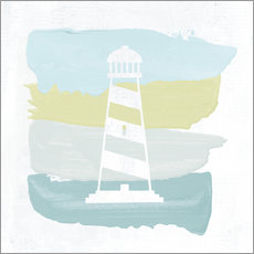 Wall sticker Seaside Swatch Lighthouse