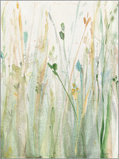 Wall sticker  Spring Grasses II  - Avery Tillmon
