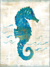 Wall Stickers  On the Waves III - Sue Schlabach