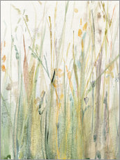 Avery Tillmon - Spring Grasses I