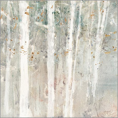 Gallery print  A woodland walk II - Lisa Audit
