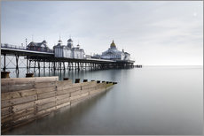 Wall sticker  Long exposure image of Eastbourne pier - Lee Frost