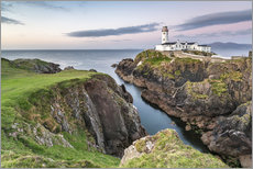 Gallery print  Fanad Head Lighthouse in Ireland - Francesco Vaninetti
