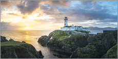 Wall sticker  Fanad Head Lighthouse in Ireland - Francesco Vaninetti