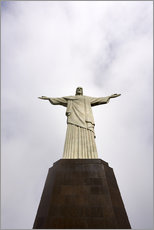 Wall Stickers  Iconic statue of Christ the Redeemer - Nando Machado