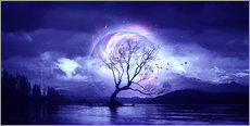 Wall sticker  The tree 2 - Elena Dudina